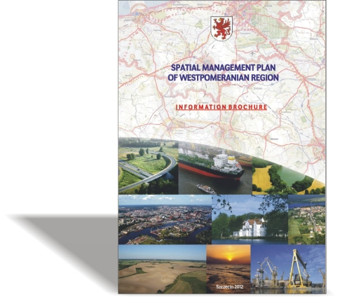 Spatial Management Plan of Westpomeranian Region – Information brochure