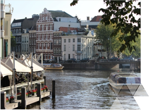 Wizyta studyjna wDepartamencie Planowania Przestrzennego Amsterdamu