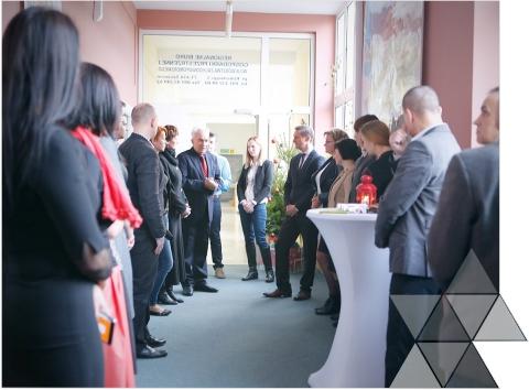 Spotkanie zMarszałkiem Województwa