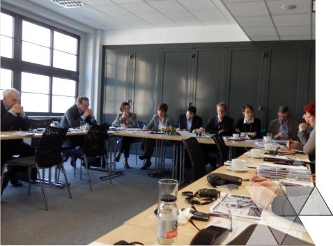 Spotkanie Grupy Sterującej projektu TRMS wSzczecinie