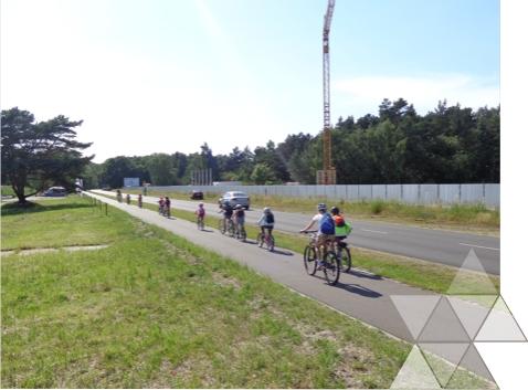 Drugie badania ruchu rowerowego w dniu 4 lipca 2015 r.