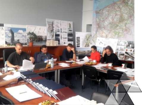 Posiedzenie Komisji Konkursowej IX edycji konkursu naNajlepszą pracę dyplomową związaną tematycznie zwojewództwem zachodniopomorskim
