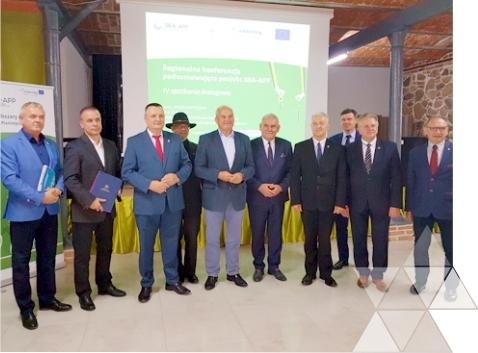 Regionalna konferencja podsumowująca projekt BEA‐APP IV Spotkanie Dialogowe
