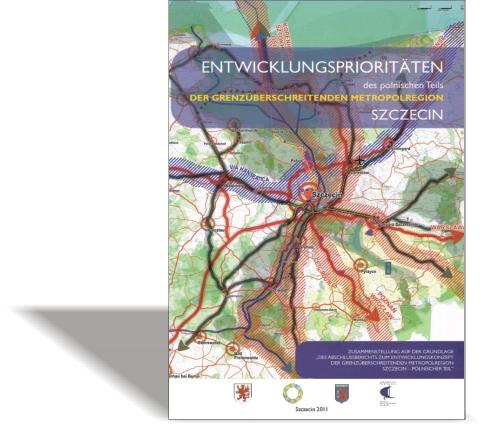 Entwicklungsprioritäten des polnisch Teils der Grenzüberschreitenden Metropolregion Szczecin