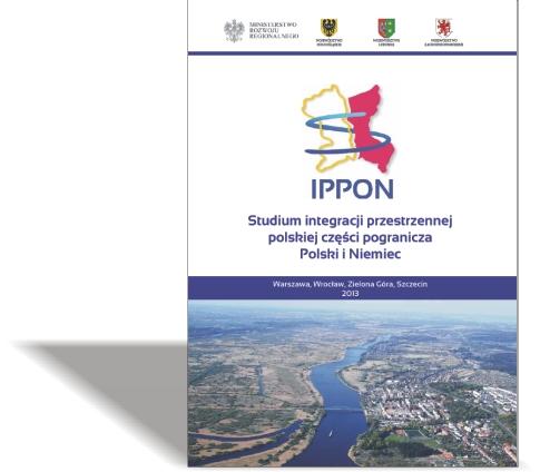 IPPON - Studium integracji przestrzennej polskiej części pogranicza Polski iNiemiec