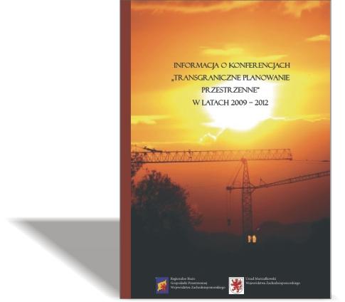 """Informacja okonferencjach """"Transgraniczne Planowanie Przestrzenne"""""""