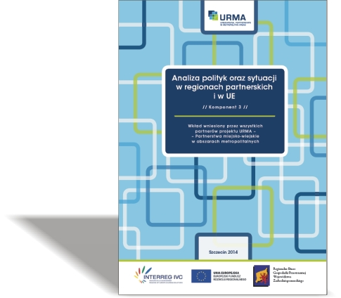 URMA – Analiza polityk orazsytuacji wregionach partnerskich iwUE