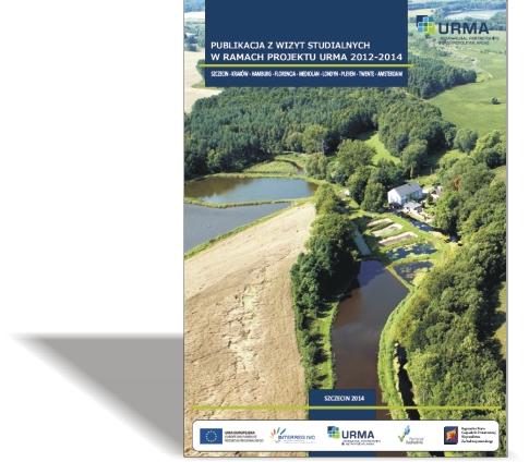 URMA – Publikacja zwizyt studialnych wramach projektu URMA 2012-2014