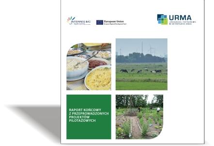 URMA – Raport końcowy z przeprowadzonych projektów pilotażowych
