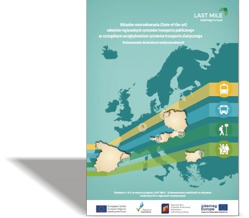 Analiza aktualnych uwarunkowań (State-of-the-art) odnośnie regionalnych systemów transportu publicznego ze szczególnym uwzględnieniem systemów transportu elastycznego / Podsumowanie doświadczeń międzynarodowych