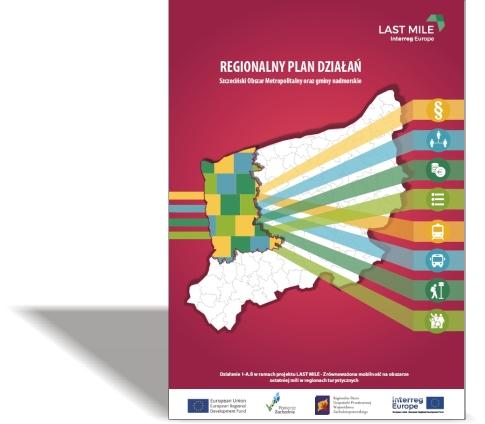 REGIONALNY PLAN DZIAŁAN dotyczący wdrażania irozwoju elastycznych systemów transportowych Szczeciński Obszar Metropolitalny orazgminy nadmorskie