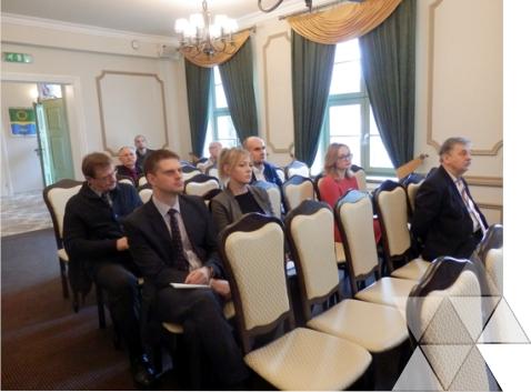 III spotkanie regionalnych interesariuszy  projektu LAST MILE, 6 grudnia 2016 r. w Dworze Wolińskim