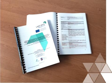 Analiza dokumentów planistycznych na potrzeby  projektu LAST MILE ukończona