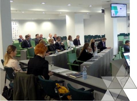 IV spotkanie regionalnych interesariuszy  projektu LAST MILE, 30 marca 2017 r. w Szczecinie