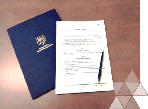 Zarząd Województwa Zachodniopomorskiego wyraził zgodę napodpisanie umowy dotyczącej realizacji projektu LAST MILE