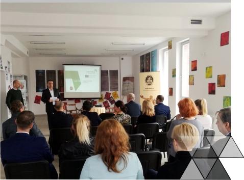 VIII spotkanie regionalnych interesariuszy  projektu LAST MILE, 28 marca 2018 r. w Kamieniu Pomorskim