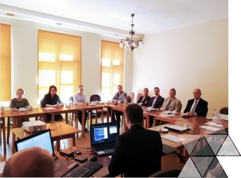 IX spotkanie regionalnych interesariuszy  projektu LAST MILE, 22 maja 2018 r. wMiędzyzdrojach