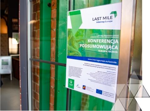 Konferencja podsumowująca pierwszy etap projektu LAST MILE