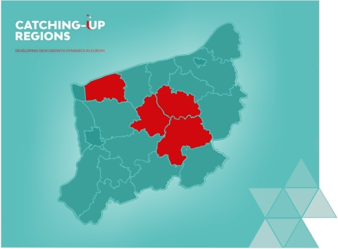 Województwo zachodniopomorskie wIII edycji Catching-Up Regions