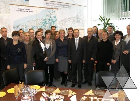 Spotkanie z Marszałkiem Województwa