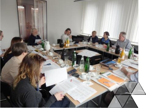 Spotkanie koordynatorów projektu Wizja 2030 w Berlinie