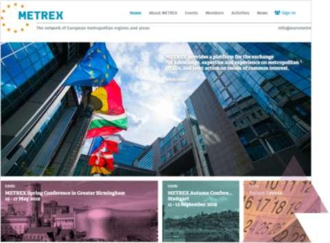 Nowa odsłona METREXU Prezentacja identyfikacji wizualnej