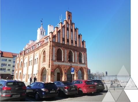 Projekt LAST MILE naKonwencie Burmistrzów iWójtów powiatu kamieńskiego