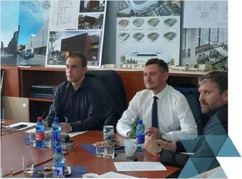 Posiedzenie Komisji Konkursowej X edycji konkursu nanajlepszą przestrzeń publiczną województwa zachodniopomorskiego