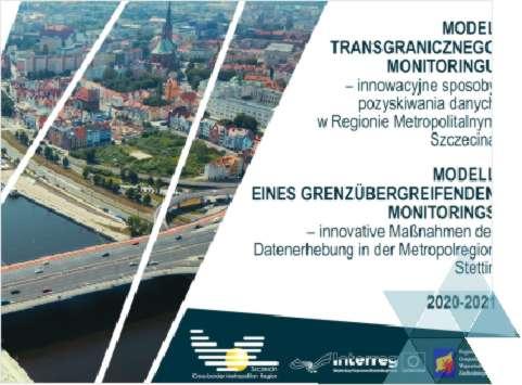 Prezentacja założeń projektu Model monitoringu w Regionie Metropolitalnym Szczecina