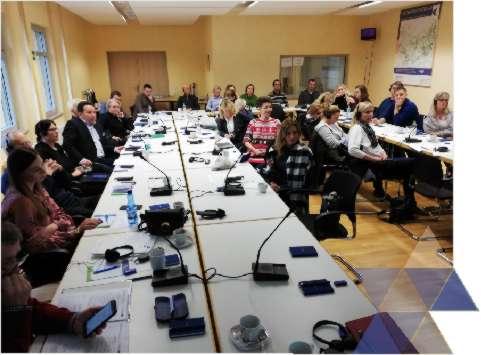 """""""Model monitoringu wRegionie Metropolitalnym Szczecina"""" zatwierdzony dodofinansowania"""