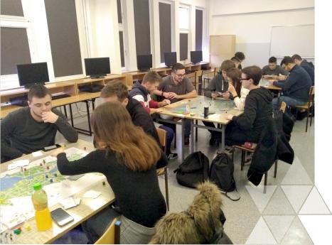 Studenci Akademii Morskiej przetestowali Mobiliadę
