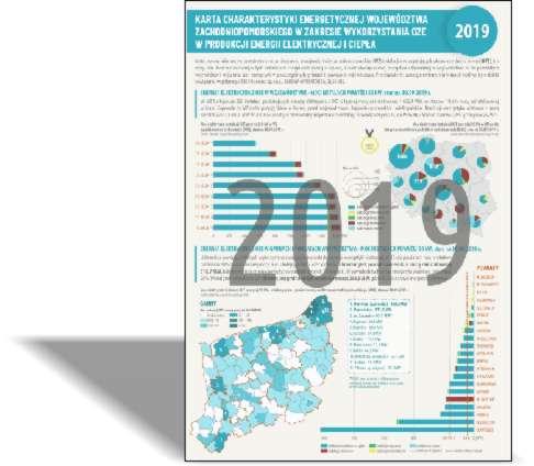 Karta charakterystyki energetycznej woj.zach. – wrzesień 2019 r