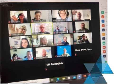 Pierwsze posiedzenie Grupy Koordynacyjnej projektu INT 179