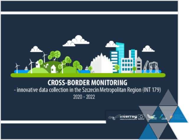 Model of cross-border monitoring – innovative data collection in the Szczecin Metropolitan Region