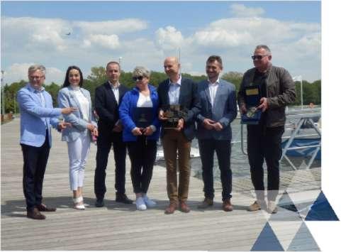 Trzy wyróżnienia w XI edycji Konkursu Marszałka Województwa Zachodniopomorskiego dla Gminy Darłowo i Miasta Darłowo